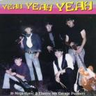 Yeah Yeah Yeah 28 Mega-Maniac & Elusive &#39;60s Garage Punkers CD